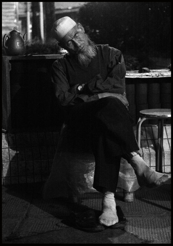 The Last Pot of Tea, Shanghai 2006