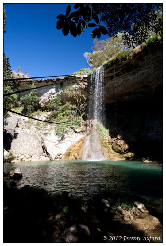 Madagascar IMG_4465 Mahajanga Grotto Waterfall 20120819