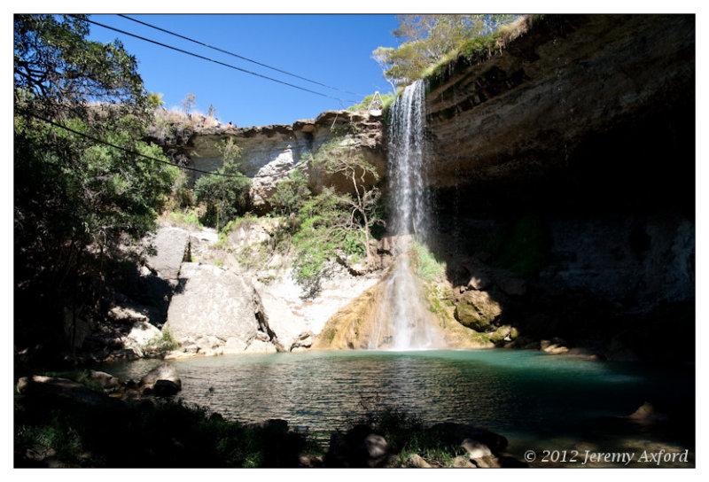 Madagascar IMG_4467 Mahajanga Grotto Waterfall 20120819