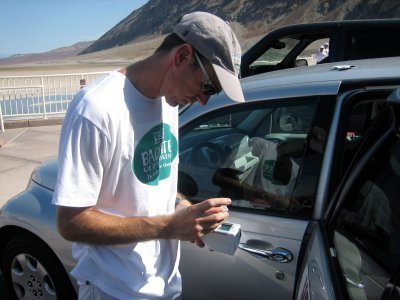 iSTATs give instant electrolyte levels...but not in the heat (even when stored in a cooler!)