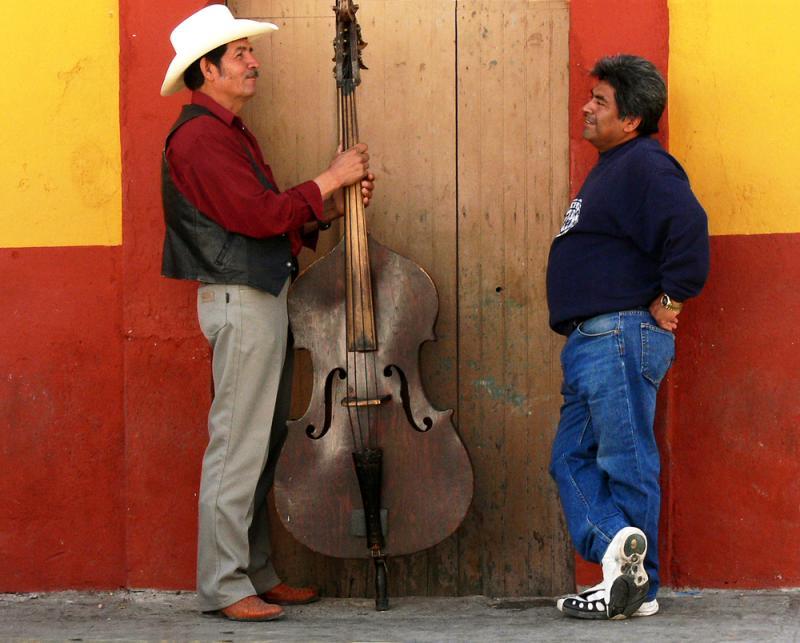 Musical Encounter, Dolores Hidalgo, Mexico, 2005