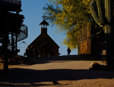 Goldfield Ghost Town, Goldfield, Arizona. 2011