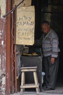 Tamales today, Cuenca, Ecuador, 2011