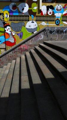 The long steps, Cuenca, Ecuador, 2011
