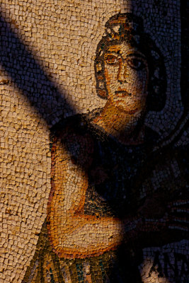 Mosaic, Pafos, Cyprus, 2011