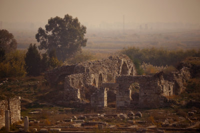 A city unearthed, Miletus, Turkey, 2011