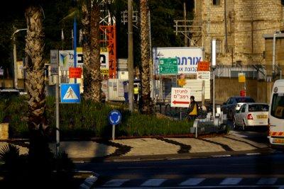 Confused, Haifa, Israel, 2011