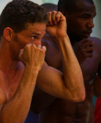 Concentration, Rafael Trejo Boxing Gym, Havana, Cuba, 2012