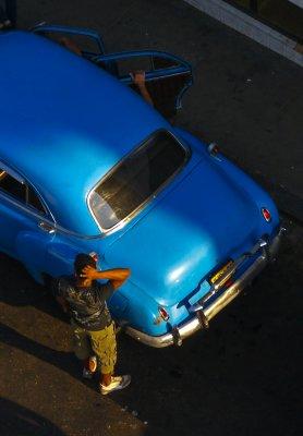 Journey into the past, Havana, Cuba, 2012