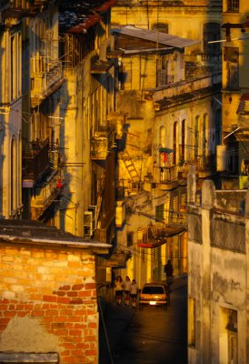 La Habana Vieja, Havana, Cuba, 2012