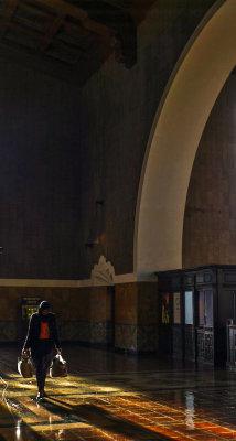 Union Station, Los Angeles, California, 2012