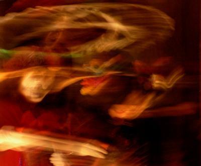 Free Spirits, Parade of La Katrina, San Miguel de Allende, Mexico, 2005