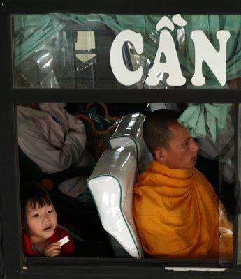 Diversity, Can Tho Ferry, Vietnam, 2008