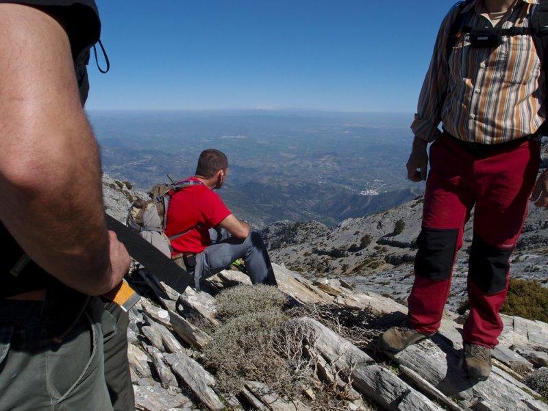CIRCULAR AL TORRECILLA: Pto Corona - Paso del Cristiano - Pilar de Tolox - Los Oreganeros 133321911