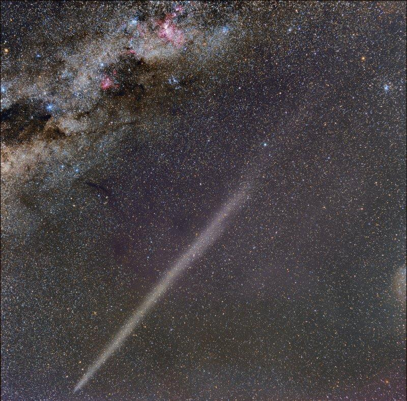 Comet Lovejoy LRGB 15 6 6 6