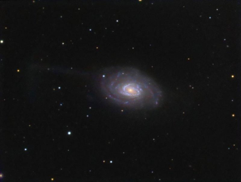 NGC 4651 (Arp 189)