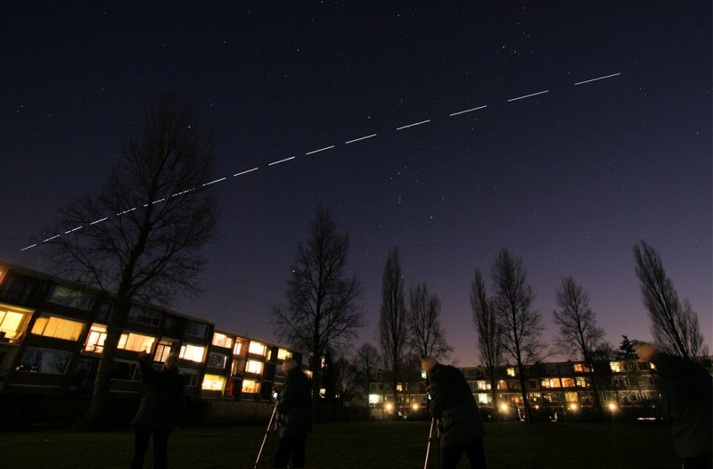 DeBilt - ISS - 5 March 2011