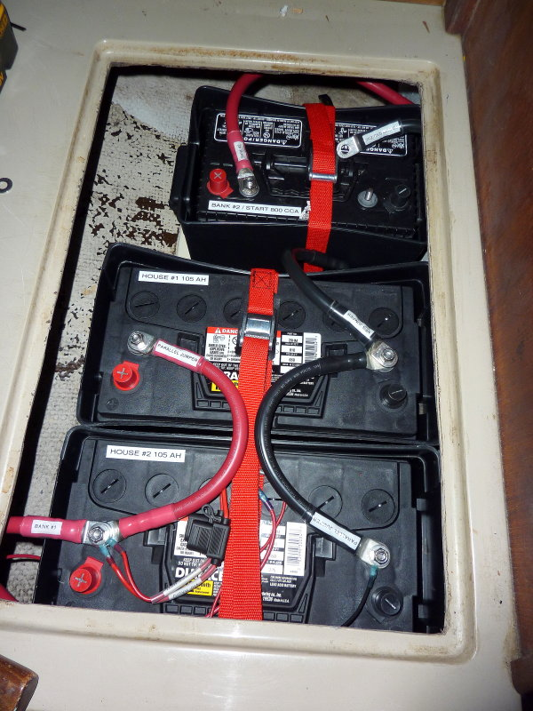 How To Use Marine Battery Posts Sailnet Community