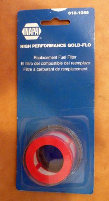 The FIlter & Gasket Kit