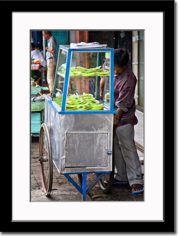 Cake Vendor