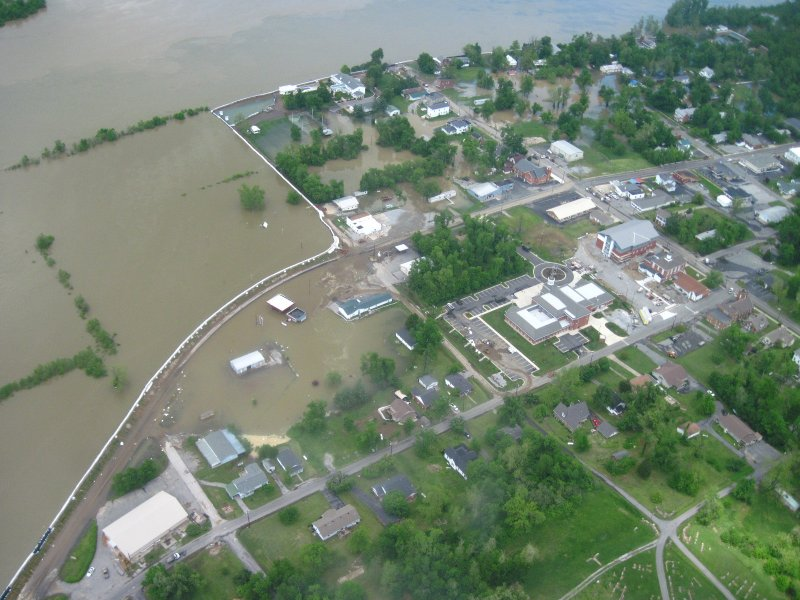Smithland, KY - Taken by George Cumbee