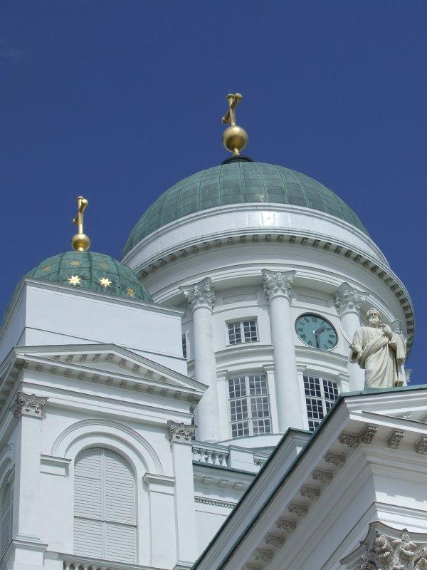 Helsinki Cathedral (Helsinki, Finland)