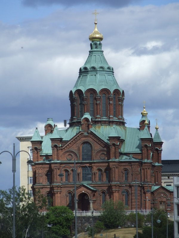 Uspenski Cathedral (Helsinki, Finland)
