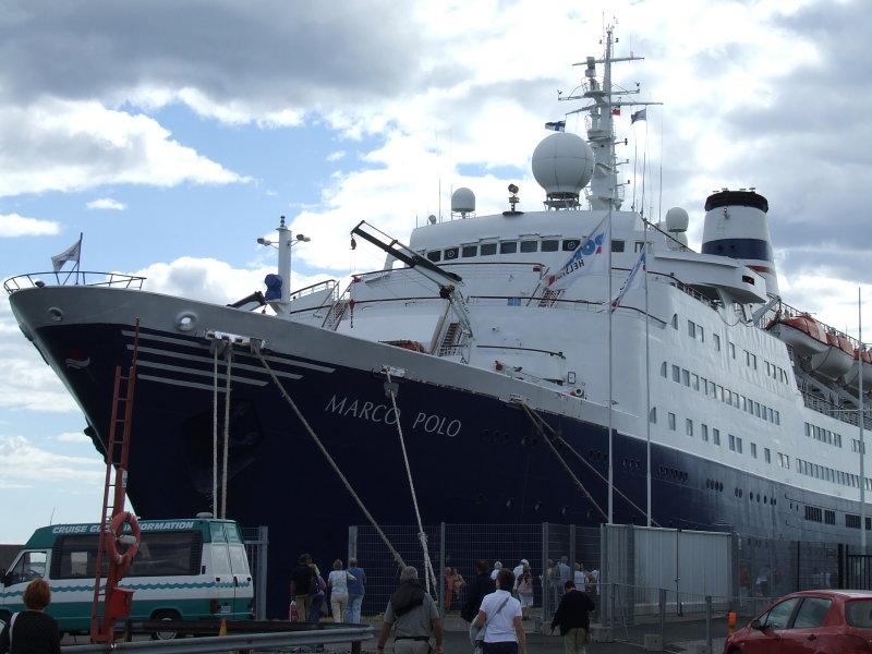 The Marco Polo in Helsinki