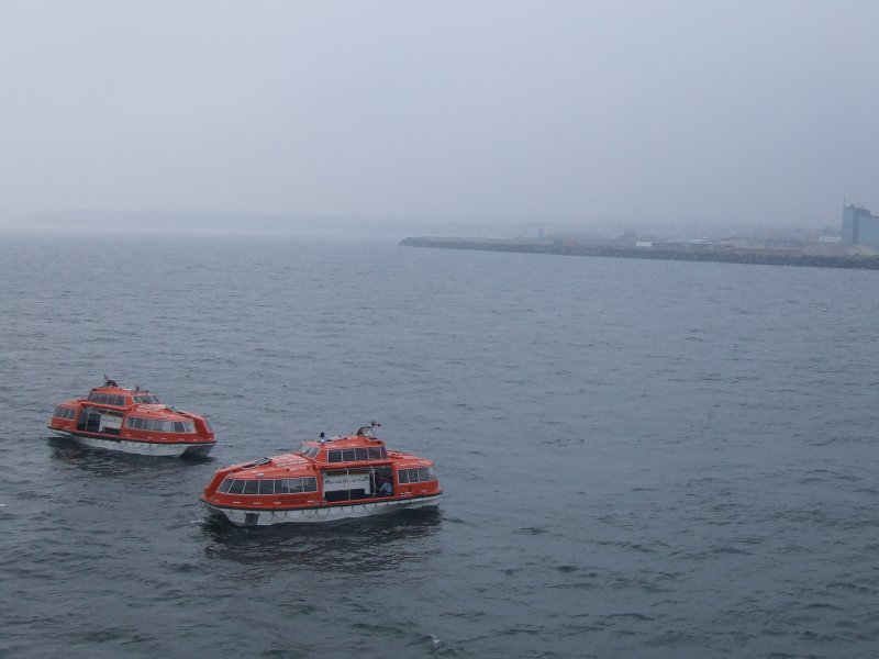 Water Taxis to Bornholm