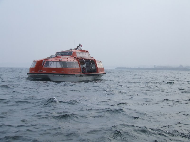 Water Taxi to Bornholm