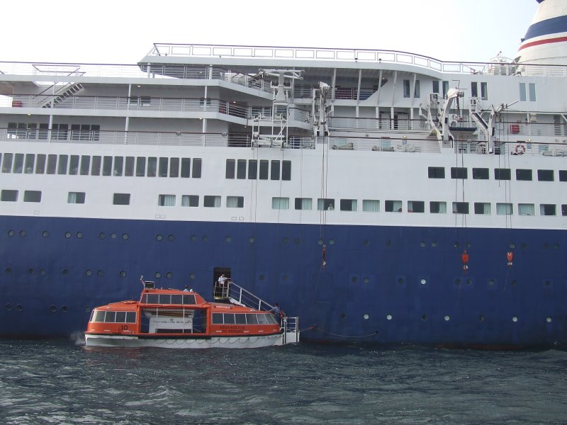 Mama Ship & Baby Ship