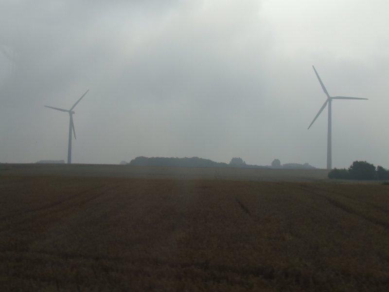 Bornholm Windmills (Denmark)