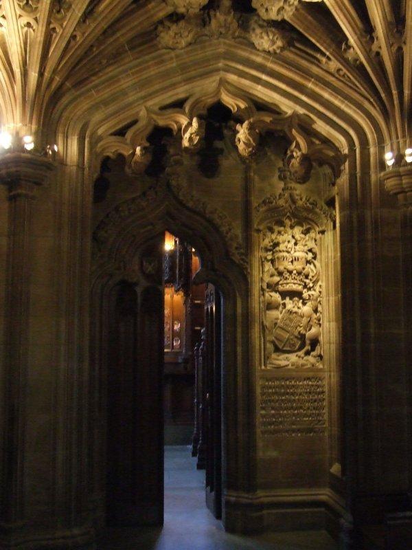 St. Giles Cathedral (Edinburgh, Scotland)