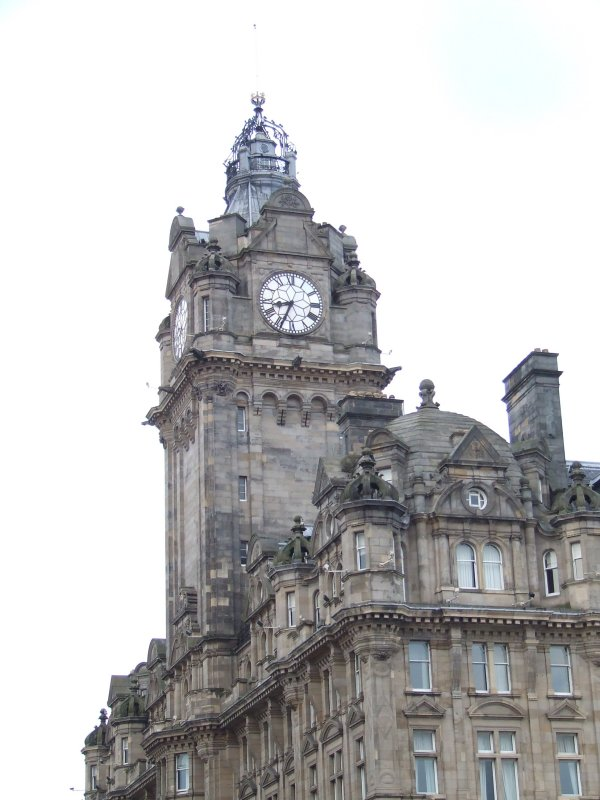 Balmoral Hotel (Edinburgh, Scotland)