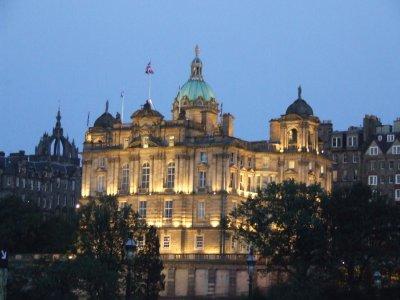 Edinburgh by Night