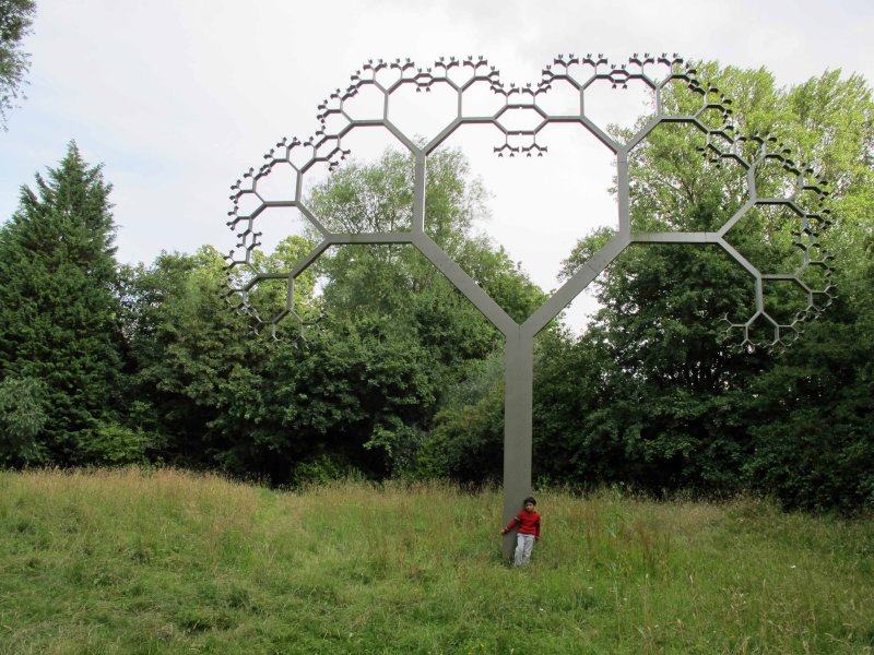Mark Wallinger sculpture