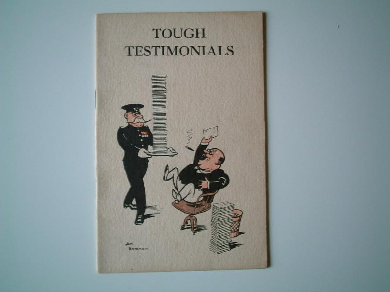 Tough Testimonials
