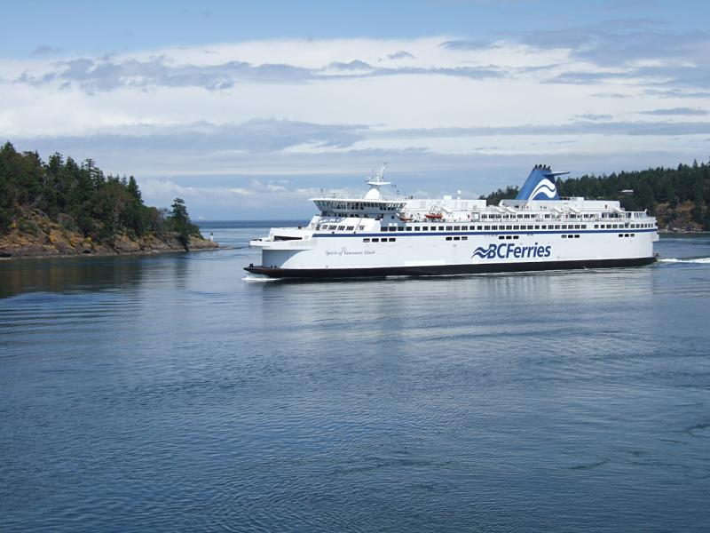 Spirit of Vancouver Island 1