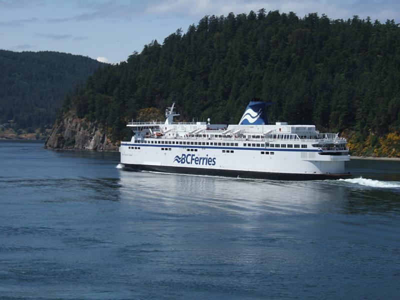 Spirit of Vancouver Island 2