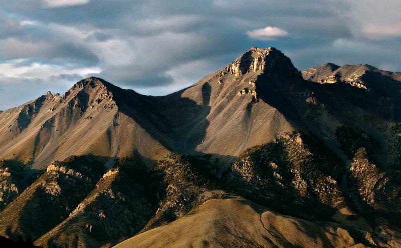 2009 Idaho Mountains