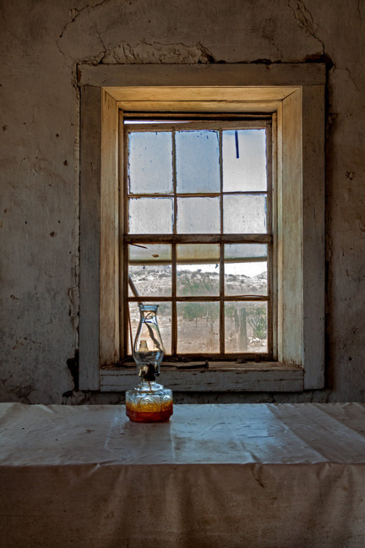 Lamp & Window