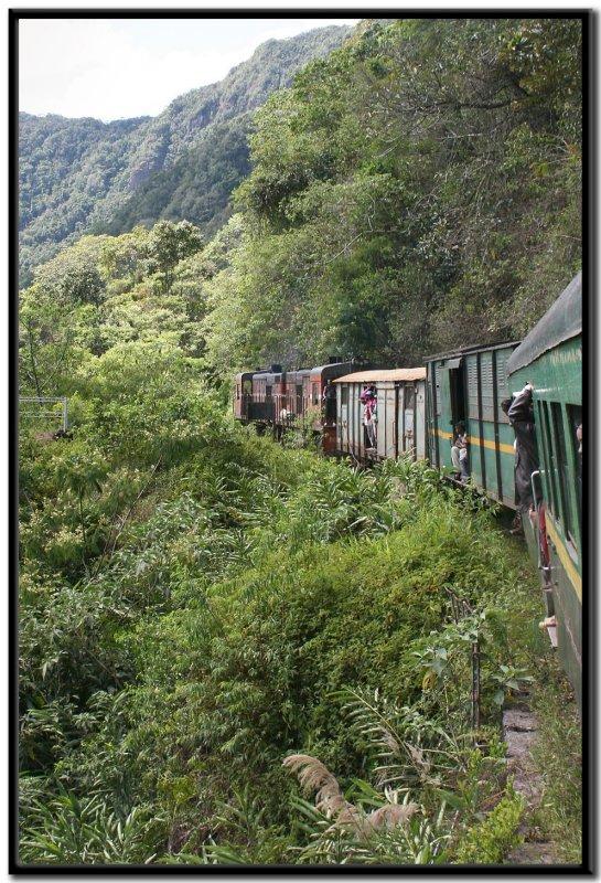 Tren Fianarantsoa - Manakara