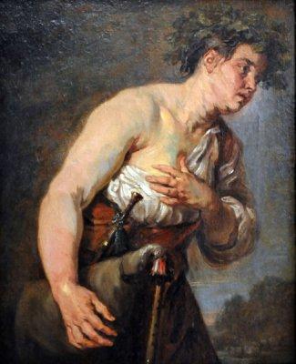 Jacob Jordaens, Drunken Satyr