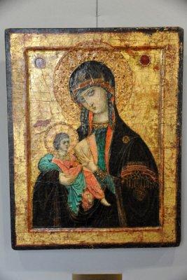 Cyprus, 14-15th C., Madonna and Child