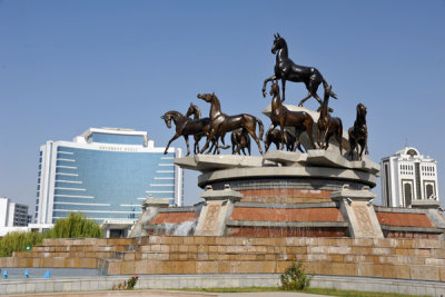 Ten Years of Independence Monument