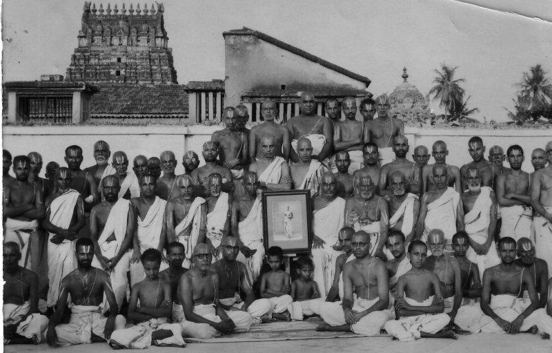 Kanchi vidvatsadas (1950)