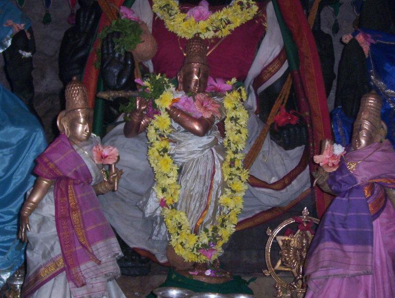 Rukminia Sathayabha Samehta Parthasarathi ( utsavar)