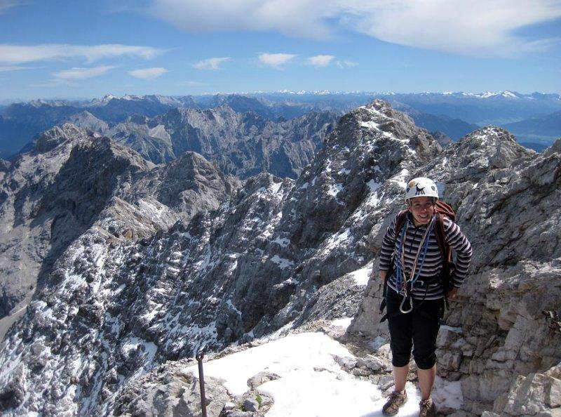 Zugspitze Martina
