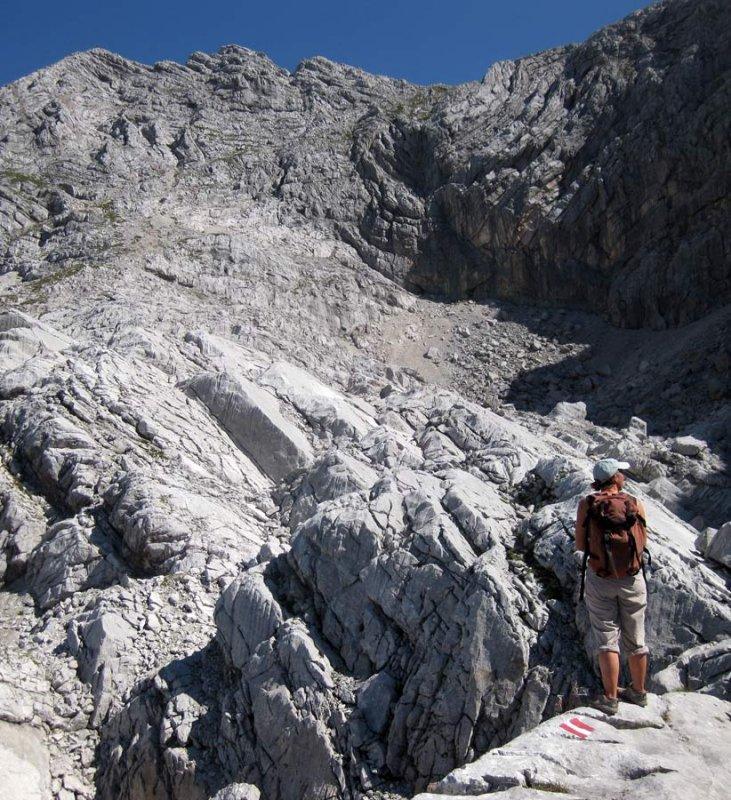 Totes Gebirgen summit