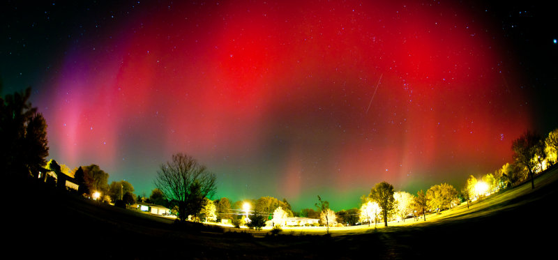 Aurora Borealis Cropped